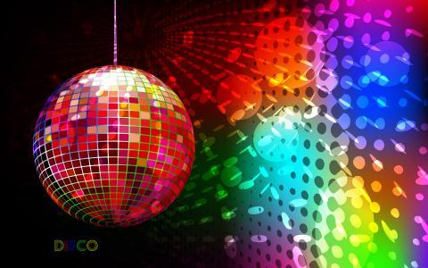 Disco V / pronájem